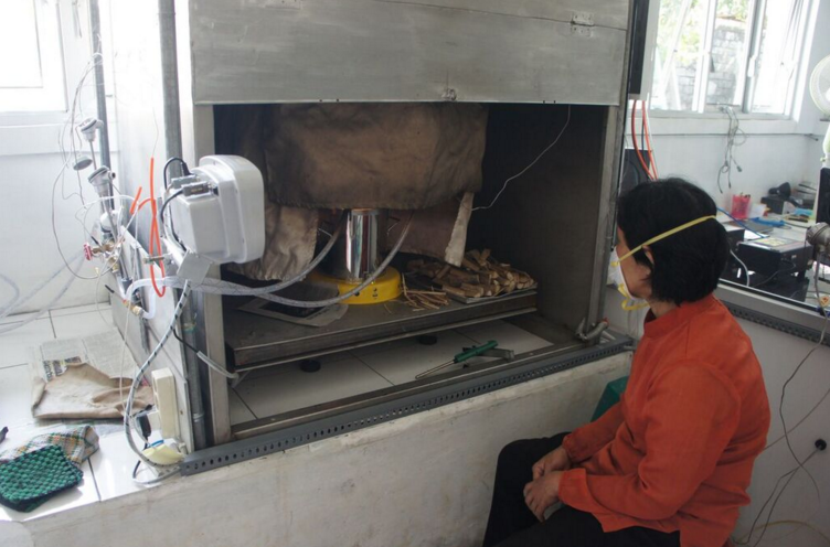 stove testing