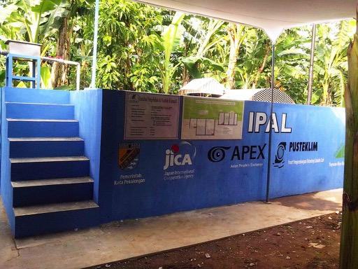 IPAL Komunal Solusi Untuk Masalah Sanitas